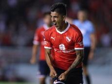 En Independiente asumen las culpas. EFE