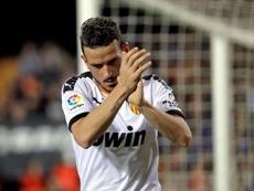 Valence est l'une des équipes les plus touchées de Liga. EFE