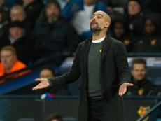 City insiste, Guardiola restera au club. EFE