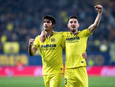 El Villarreal truncó su buen papel. EFE