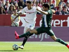 Sevilla perde chance de ouro ao empatar com o Espanyol. EFE