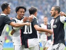 La Juventus tumbó al Brescia. EFE