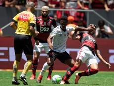 Athetico Paranaense deve se despedir de Robson Bambu nos próximos dias. EFE/Joédson Alves