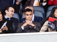 A futura joia do Real Madrid está lesionada. EFE/Rodrigo Jiménez