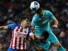 Pablo Aguilar, a un paso de volver de su lesión. EFE