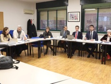 La AFE quiere estar en la reunión sobre el futuro del fútbol no profesional. EFE/Kiko Huesca