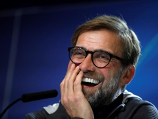 Jurgen Klopp's great response to a Man Utd fan who asks him to lose. EFE