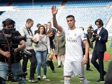 El Valladolid ya tentó a Reinier en enero. EFE/Archivo