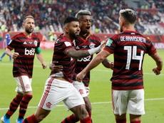 Quarteto do Flamengo volta a fazer a diferença. EFE/EPA/ALI HAIDER/Arquivo