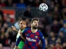 El Middlesbrough sale ganando con el traspaso de Braithwaite al Barça. EFE