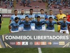 Sporting Cristal fulmina a Ray Sandoval. EFE