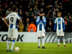 La situación de Leganés y Espanyol es más que complicada. EFE/EPA