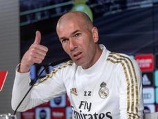 El Real Madrid recibe al Barça en su feudo. EFE