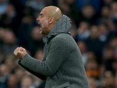 Guardiola remporte le 29ème titre de sa carrière. EFE