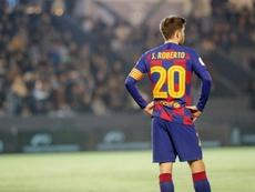 Guardiola veut Sergi Roberto à City. EFE