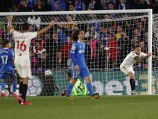 Sevilla y Getafe podrían enfrentarse en la final de la Europa League. EFE