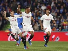 El Sevilla piensa en su futuro. EFE
