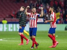 Shearer y Benítez no se fían del Atlético en Anfield. EFE