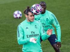 Zidane encara o City com Bale e Jovic entre os relacionados. EFE