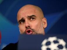 Guardiola répond à Zidane. EFE