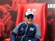 Tévez pidió un recibimiento a Maradona en La Bombonera. EFE