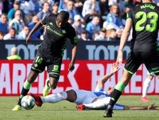 William Carvalho vuelve a una lista sin Fekir. EFE