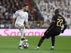 El City-Madrid se jugará pese al aumento de positivos en Mánchester. EFE/Rodrigo Jiménez