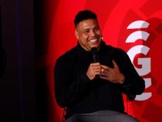 Ronaldo tiene una particular forma de motivar a sus jugadores. EFE/Archivo