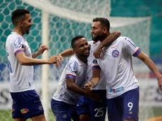 Torcida verá duas partidas seguidas do Bahia na Fonte Nova. EFE/Raul Spinassé/Archivo