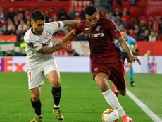 The Cluj players have reportedly tested negative. EFE