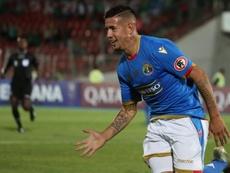 Dos futbolistas de Audax Italiano protagonizan un accidente mortal. EFE/Elvis González