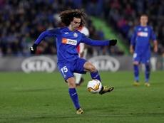 Getafe va lever l'option d'achat de Cucurella selon 'Marca'. EFE