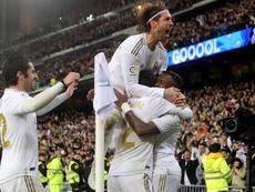 El Madrid no olvida a la joven promesa. EFE