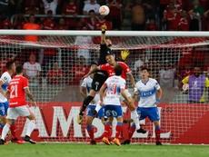 Paolo Guerrero estuvo a un paso de ir a Boca. EFE/Marcelo Oliveira