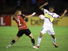 La operación Independiente-Boca por Marcone retrocede dos casillas. EFE