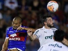 Tigre tiene atado a dos futbolistas. EFE