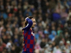 Griezmann has his say on the Benzema-Giroud scrape. EFE