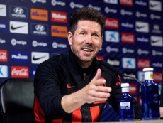 Simeone hails Atletico star after dethroning Liverpool. EFE