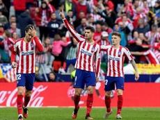 El Atlético aplica un ERTE. EFE