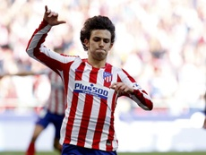 Mario says Atlético's style doesn't suit Félix. EFE