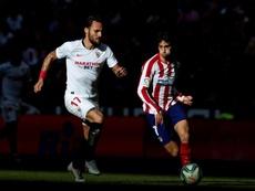 Atlético de Madrid - Sevilla: onzes iniciais confirmados. EFE
