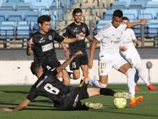 Zidane llama a Reinier. EFE/Santiago Arenas