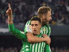 Tello no le pierde el respeto al Madrid. EFE