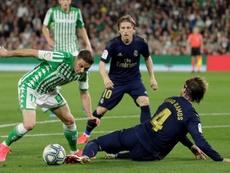 Betis won 2-1. EFE