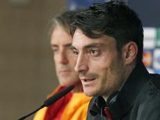 Albert Riera, nueva incorporación del Galatasaray. EFE