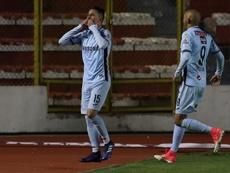 Bolívar y Tigre se enfrentan en la segunda jornada de la Libertadores. EFE