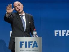 Les clubs pourront décliner l'appel des joueurs en sélection. EFE