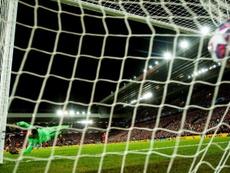 3.000 euros tendrá que pagar el Liverpool a la UEFA por los incidentes. EFE