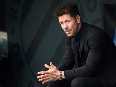 Atlético de Madrid quer dificultar a saída de jogadores de seu elenco. EFE/ Alejandro García/Arquivo