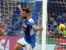 Naples facilitera le départ de Llorente à l'Udinese. EFE